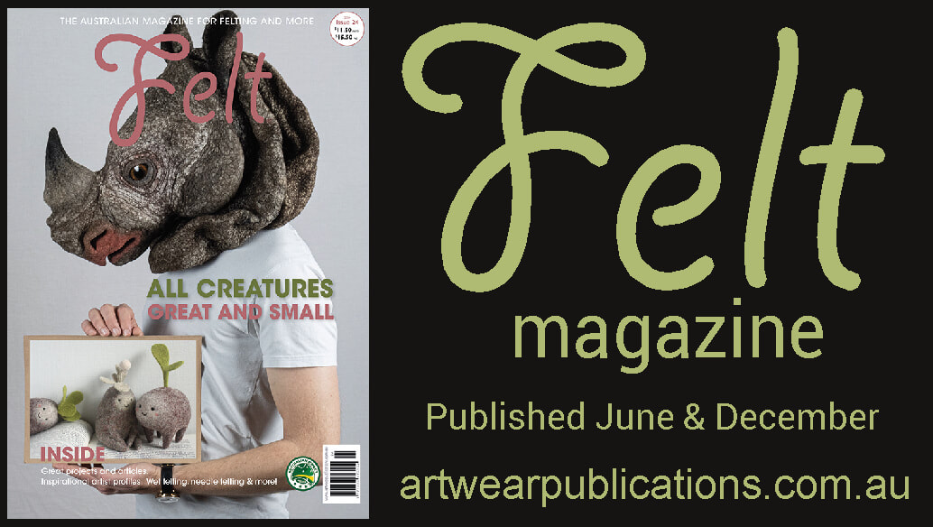 Artwear Publications Felt Magazine